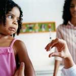 Vacina contra HPV em crianças de nove anos
