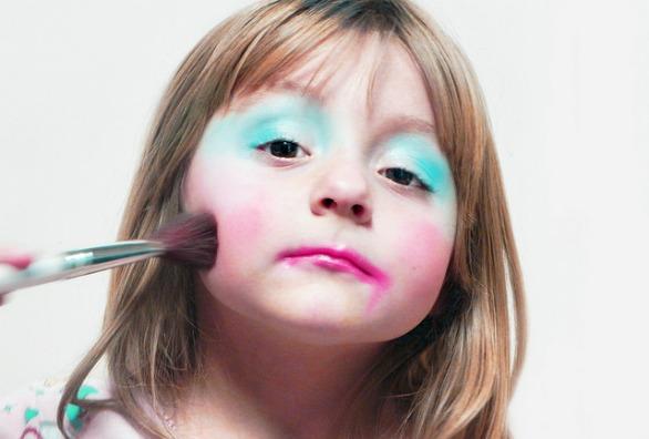 Как сделать макияж которые 9 лет 10