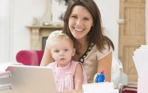 mães no trabalho