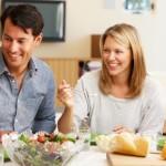 7 motivos para comer à mesa com os filhos