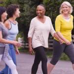Caminhar 30 minutos por dia reduz risco de câncer de mama
