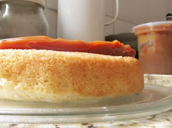 bolo pão de ló